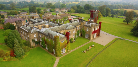 HD Aerial filming in Masham – test flights