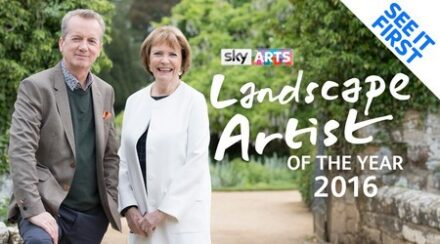 Landscape Artist of the Year 2016