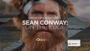 Sean Conway - On The Edge programme