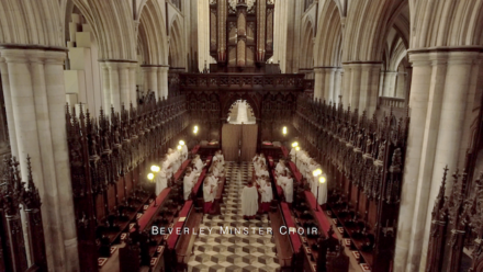 Beverley Minster Drone Film – Wins International Award
