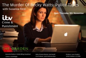 Murder Of Becky Watts: Police Tapes